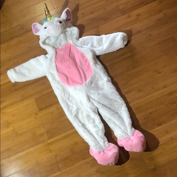 5c328feec94c Target Costumes | Toddler Plush Unicorn Costume 2t3t | Poshmark